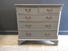Down pipe Painted Chest of Drawers Suffolk 1