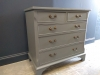 Down pipe Painted Chest of Drawers Suffolk 3