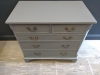 Down pipe Painted Chest of Drawers Suffolk 4