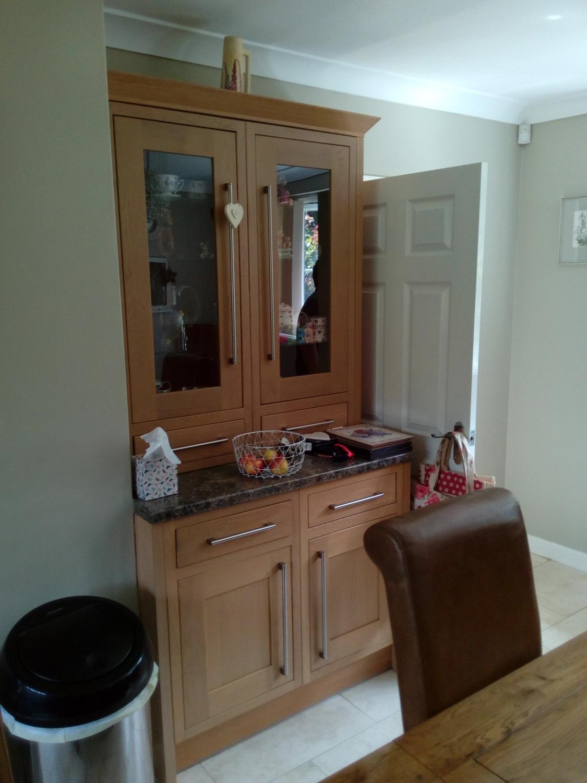 kitchen painter-sudbury-suffolk-before2