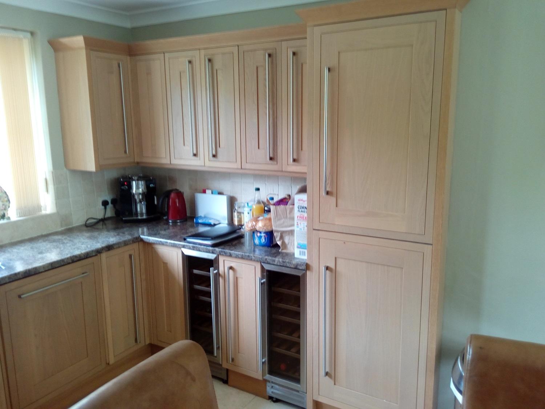 kitchen painter-sudbury-suffolk-before3