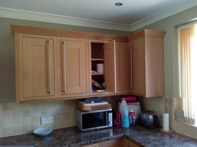 kitchen painter-sudbury-suffolk-before4
