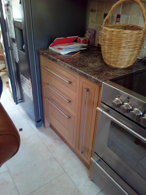 kitchen painter-sudbury-suffolk-before5a