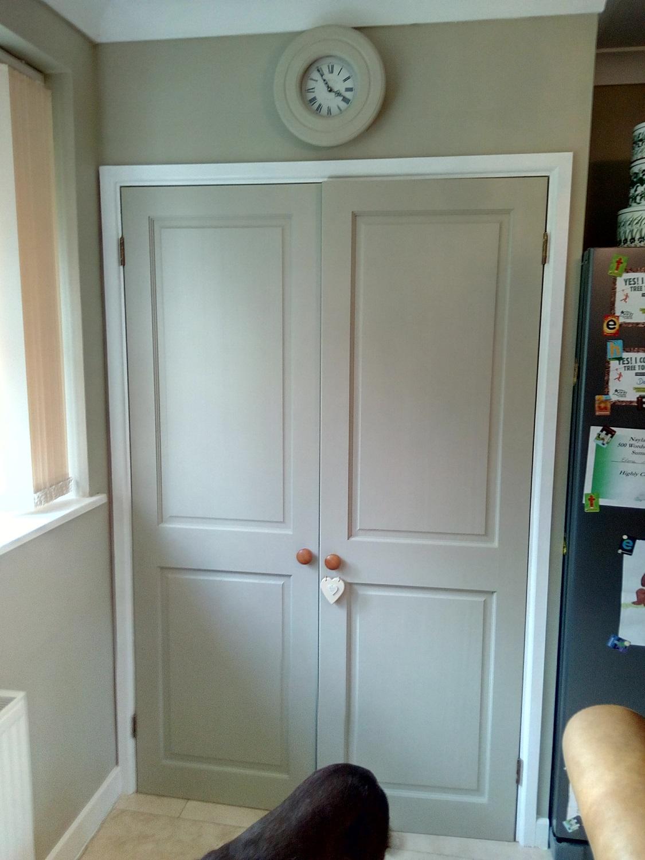 kitchen painter-sudbury-suffolk-cupboard