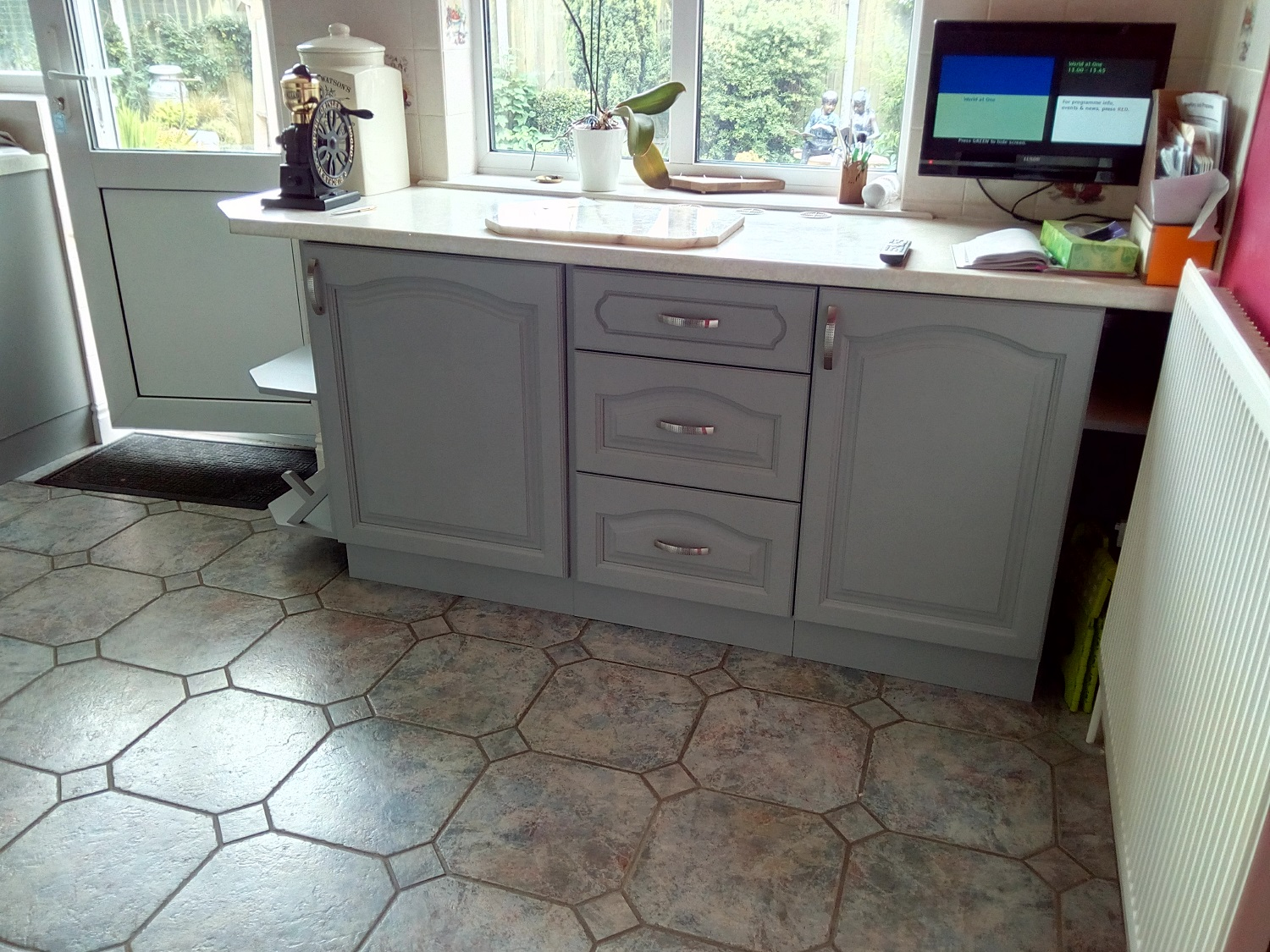 Farrow and Ball Painted Kitchen Colchester after1copy