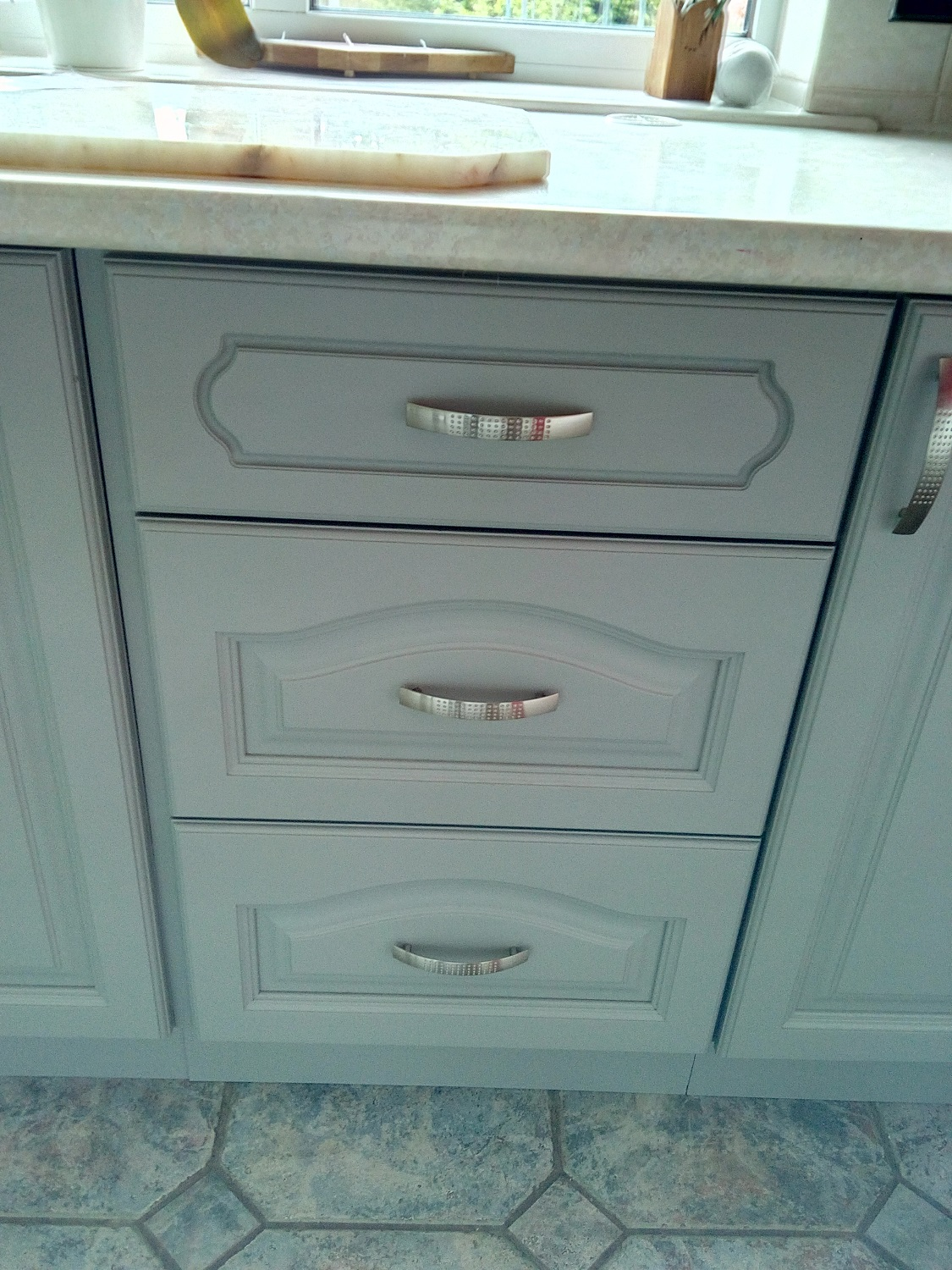 Farrow and Ball Painted Kitchen Colchester after3