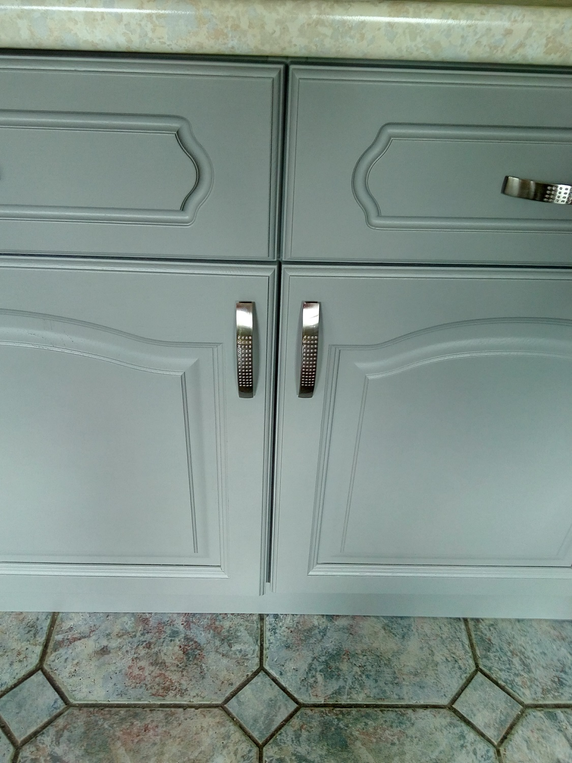 Farrow and Ball Painted Kitchen Colchester after9