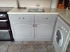 Farrow and Ball Painted Kitchen Colchester after13
