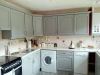 Farrow and Ball Painted Kitchen Colchester after14