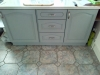 Farrow and Ball Painted Kitchen Colchester after2