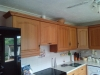 Farrow and Ball Painted Kitchen Colchester before1