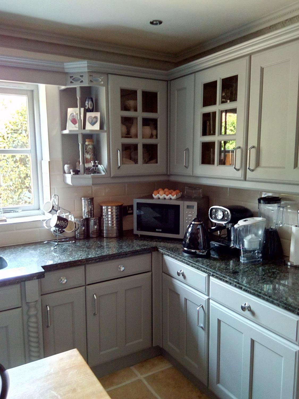 Attirant Kitchen Painter And Furniture Painter Based In Suffolk
