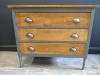 Painted Oak Chest of Drawers Suffolk 4