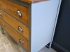 Painted Oak Chest of Drawers Suffolk 7