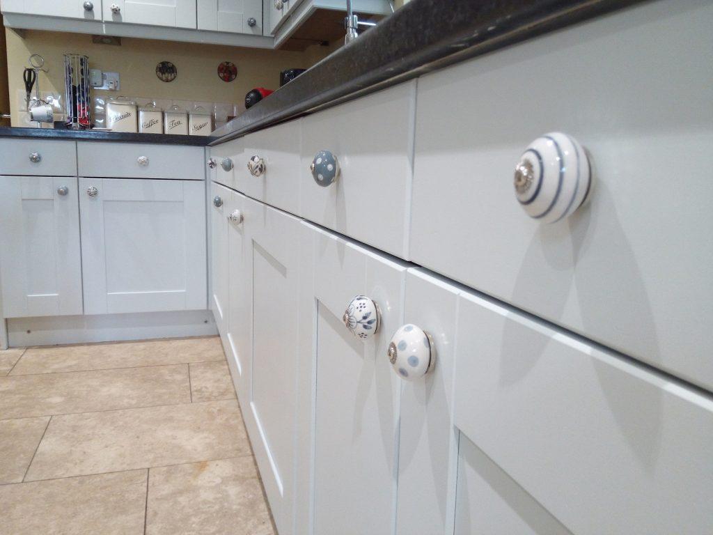 Painted Kitchen Sudbury Suffolk